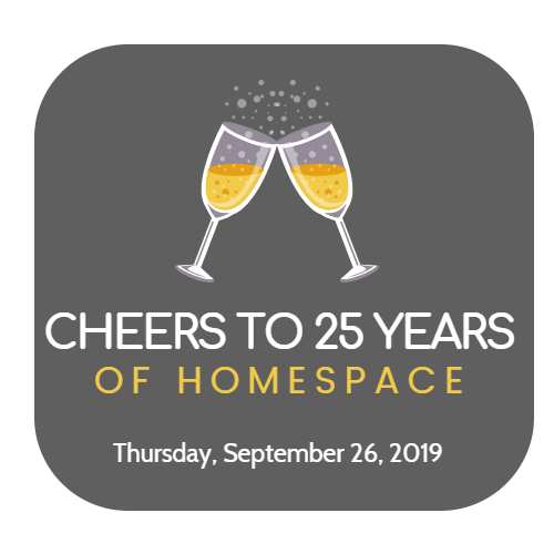 Cheers to 25 Years of Homespace! Image
