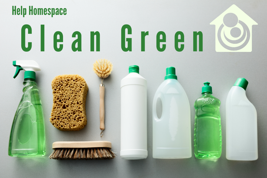 Homespace Seeks Community Support for Clean Green Initiative Image